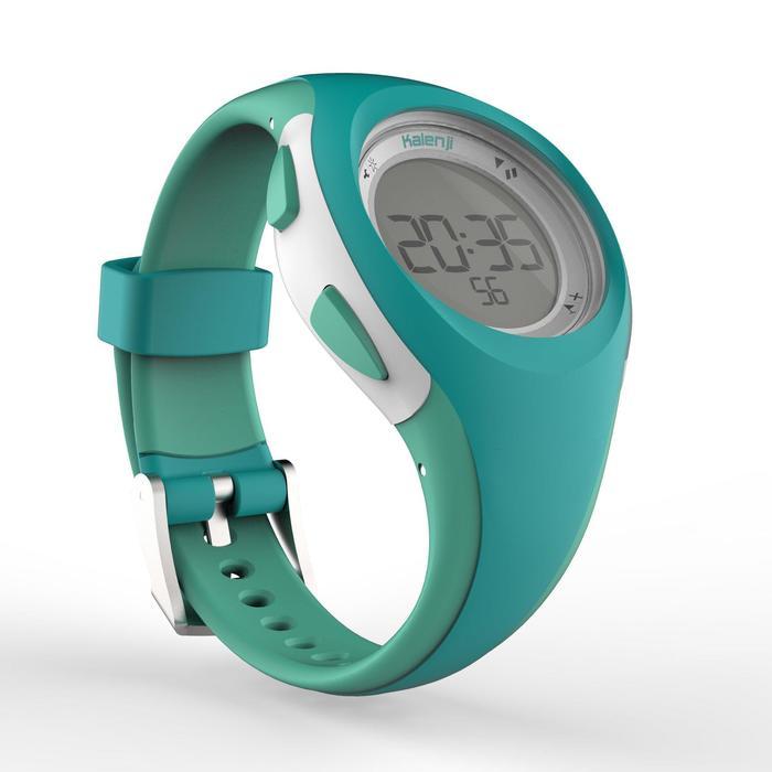 Relógio Cronómetro de Corrida W200 S Verde Pastel