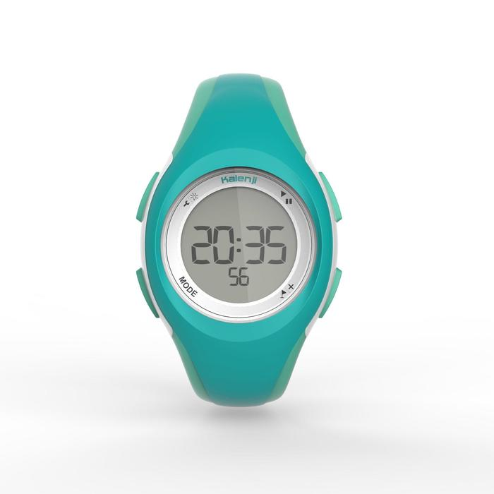 cc704e57a4f7 Reloj Cronómetro Running Kalenji W200 S Mujer Rosa Coral Kalenji ...