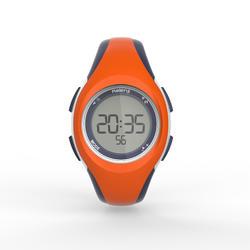 Reloj cronómetro running W200 S naranja y azul