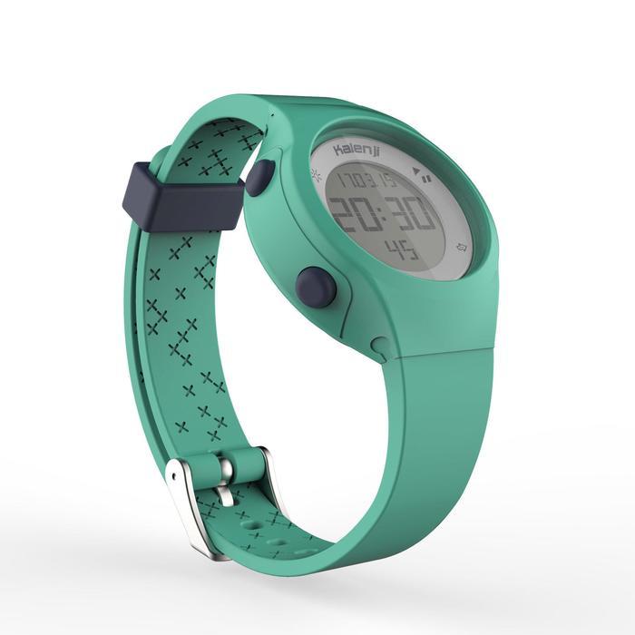 Montre chronomètre de course à pied femme W500 S verte