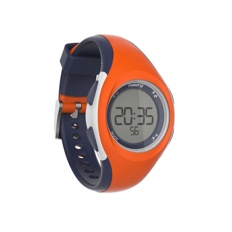 RELÓGIOS OU CRONÓMETROS CORRIDA Relógios, GPS, Monitores Atividade - Relógio Cronómetro W200 S KALENJI - Relógios, GPS, Monitores Atividade
