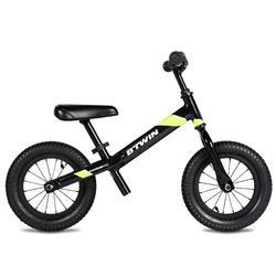 Run Ride 900 12-Inch Kids' Balance Bike - Black
