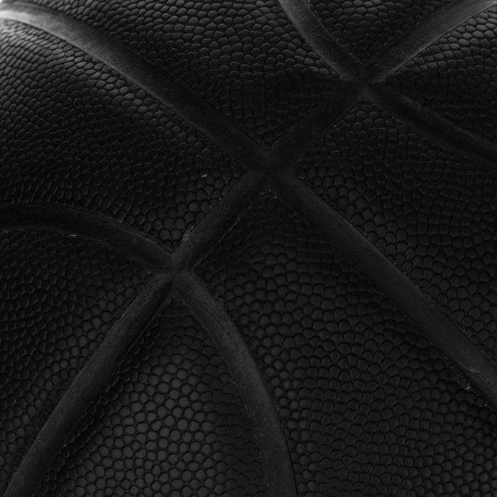 Basketball BT500 Grip Größe7 Erwachsene schwarz