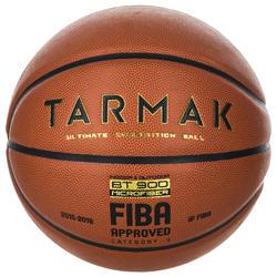 Balón Baloncesto Tarmak BT900 Talla 6 Homologado FIBA