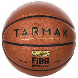 Basketball BT900 Größe 7 mit FIBA-Zulassung für Jungen und Erwachsene