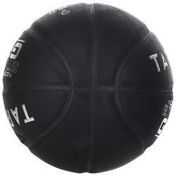 Balón de baloncesto adulto BT500 grip talla 7 negro. Toque de balón excelente