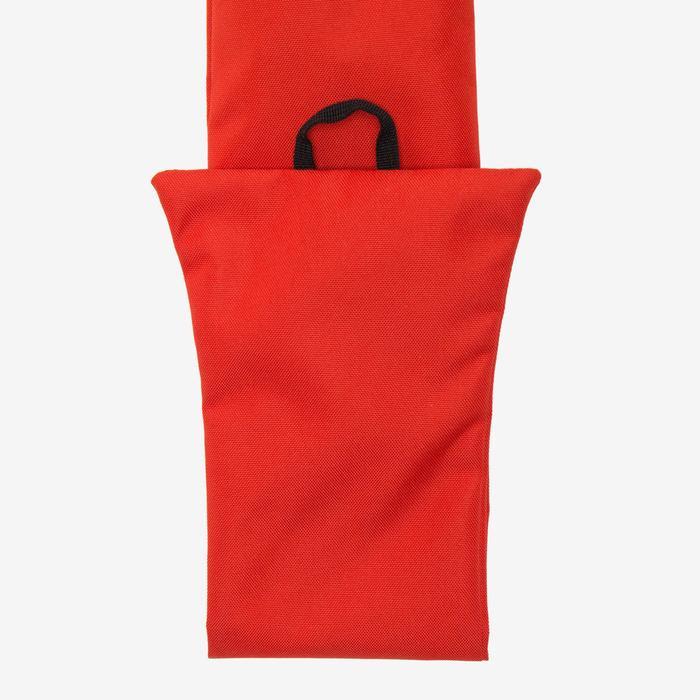 Sticktas voor ijshockey rood