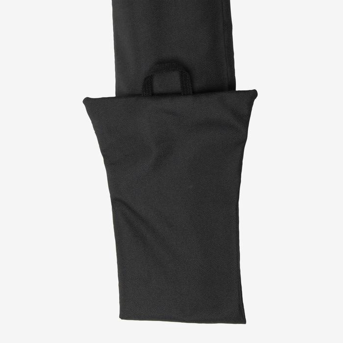 Sticktas voor ijshockey zwart