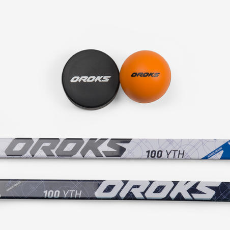 100 Hockey Set