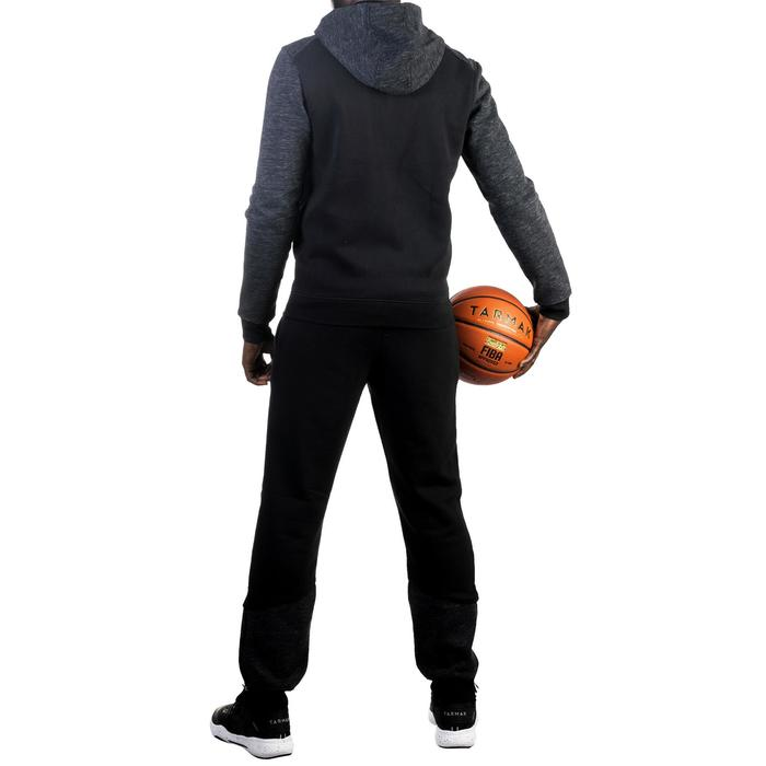 Trainingshose Basketball P500 Herren schwarz