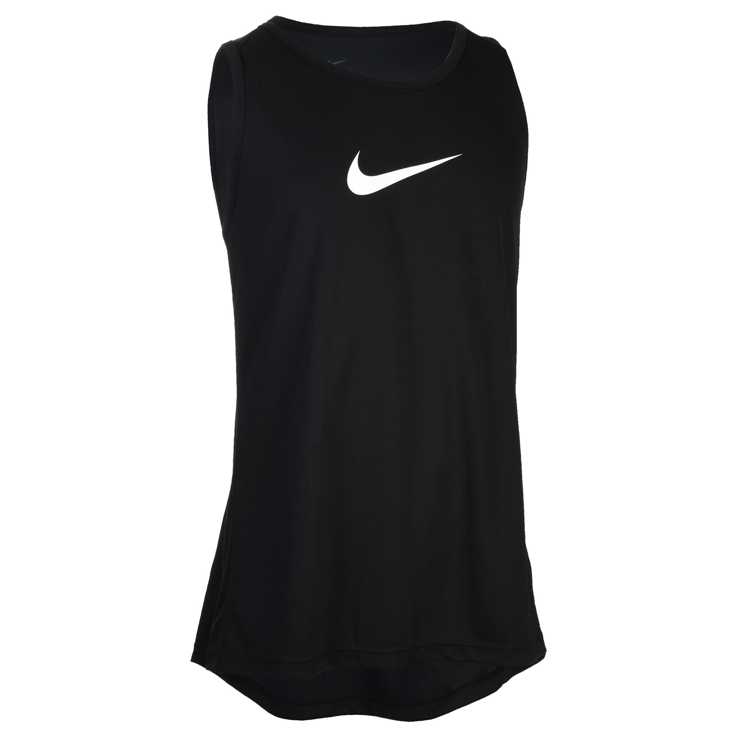 3c6438b5e9 CAMISETA NIKE TOP CROSS OVER NEGRO Nike