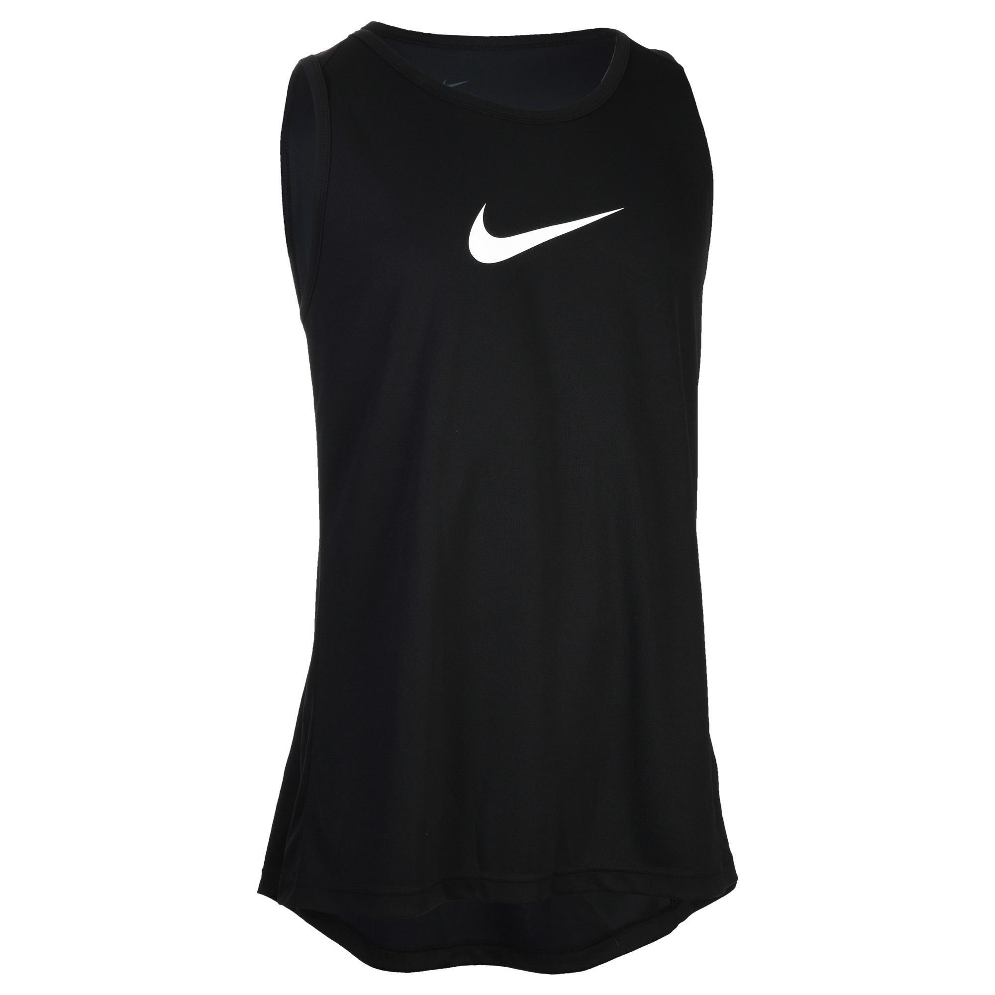 Nike Tanktop Nike Cross Over zwart