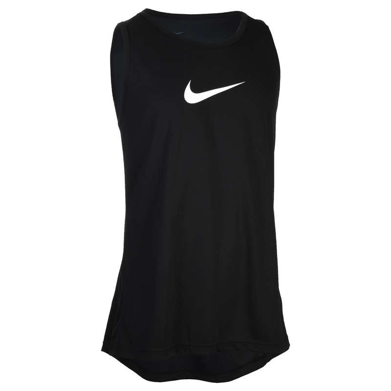 MAN BASKETBALL OUTFIT - Tank Top Cross Over - Black NIKE