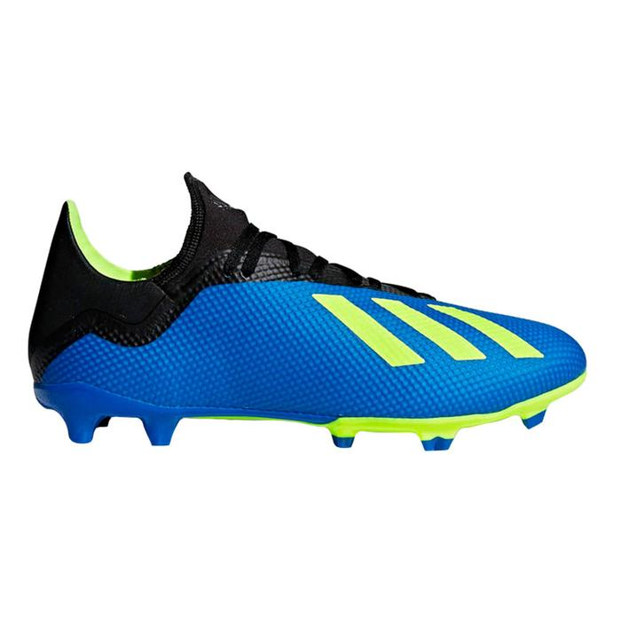 Botas de fútbol adulto X 18.3 Copa del Mundo FG Adidas  aa2adb877e0b2