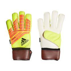 save off 16345 d923c Guantes de portero de fútbol Adidas amarillo y rojo