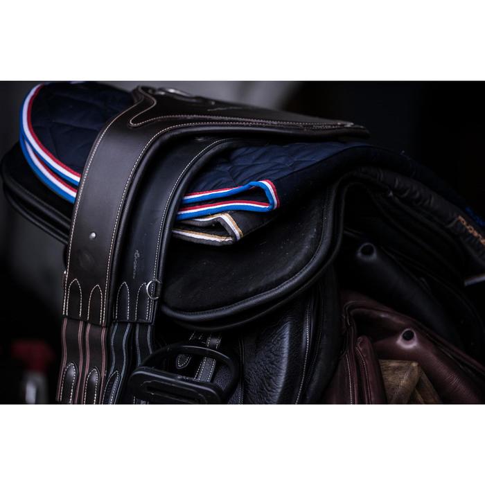 Schabracke 500 Pony/Pferd marineblau