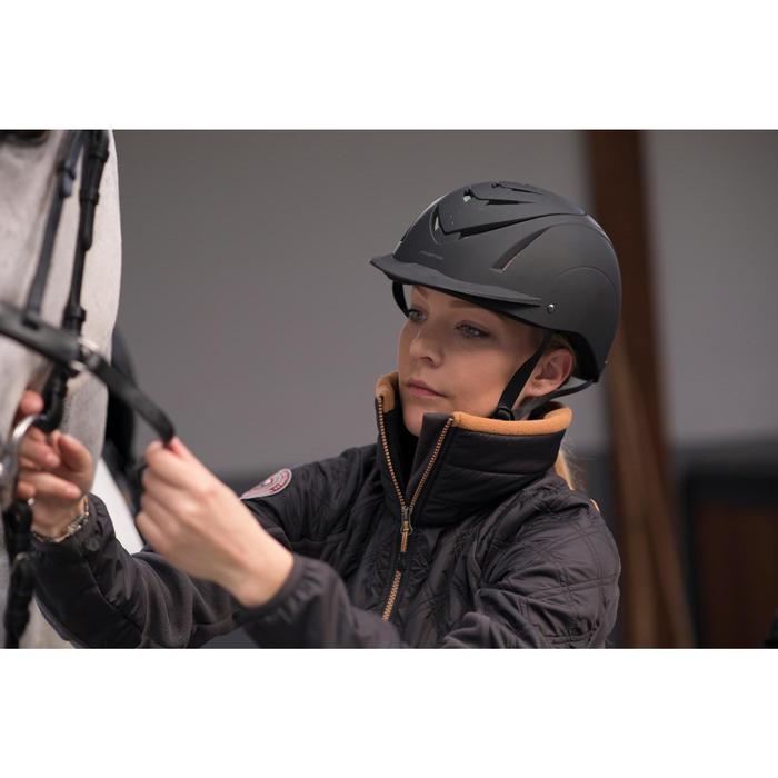 Casque équitation 500 - 1518061