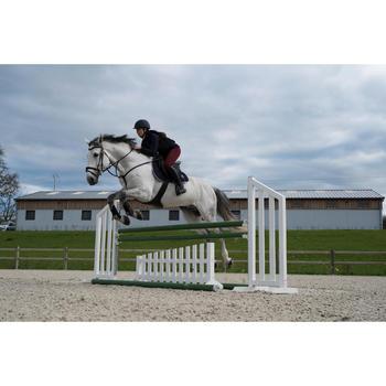 Zadeldekje ruitersport paard en pony 500 marineblauw