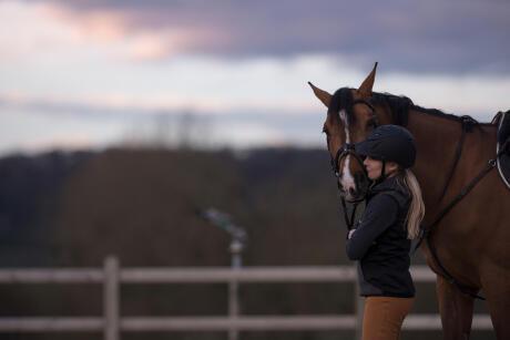 Pourquoi choisir l'équitation ?