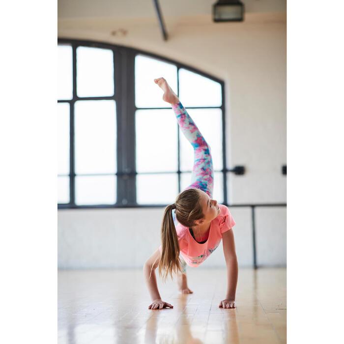 Legging imprimé danse fille - 1518238