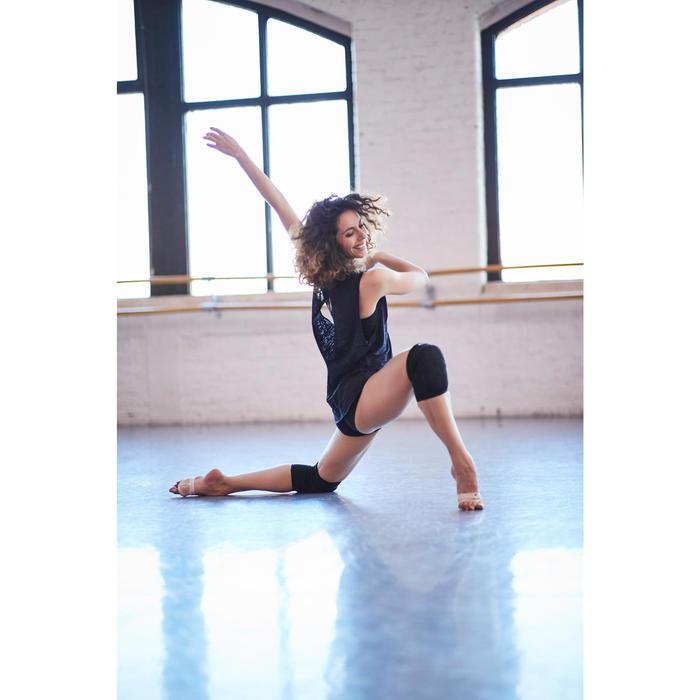 Genouillères danse noires femme