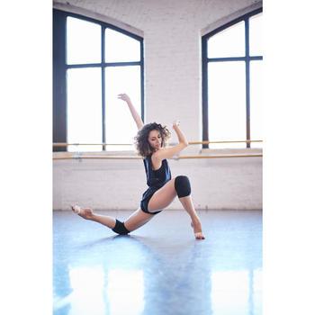 Knieschoner Tanzen Damen schwarz