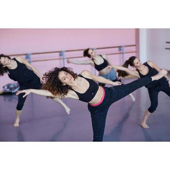 Women's Modern Dance Peg-Top Bottoms - Mottled Grey