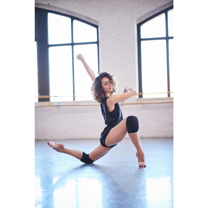 Mini short de danse femme noir - 1518378