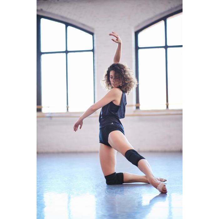 Mini short de danse femme noir - 1518386