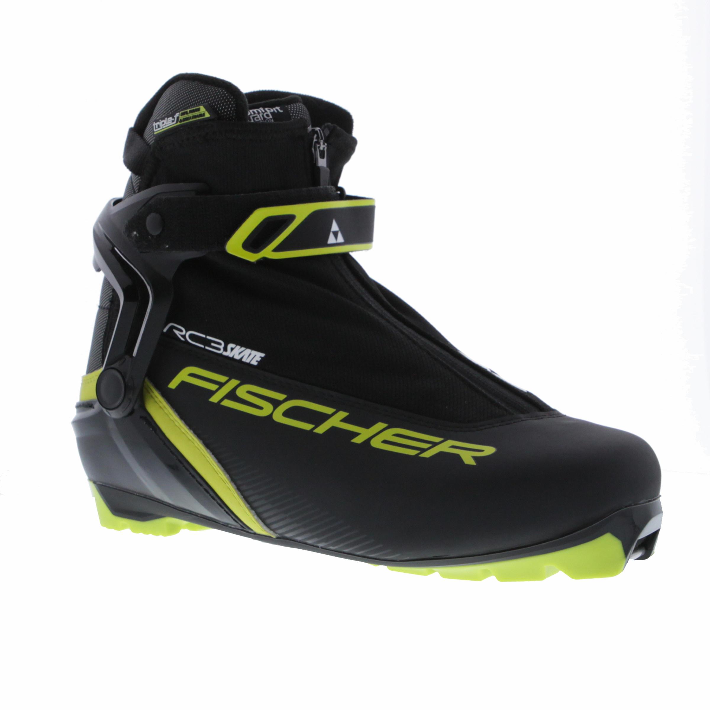 Fischer Skating langlaufschoenen voor heren XC S Boots RC 3 NNN thumbnail