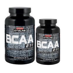 Amminoacidi ramificati Enervit Gymline Muscle in compresse BCAA 300+120cps