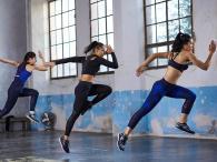 cardio training femme