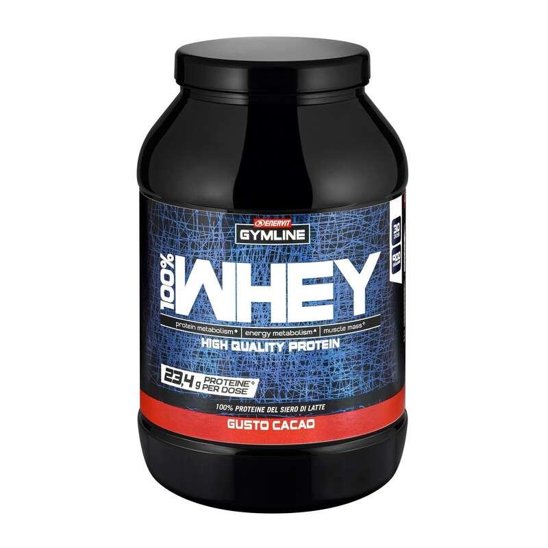 PROTEINE E COMPLEMENTI ALIMENTARI Proteine mantenimento muscolare - Proteine Whey Cioccolato 700g ENERVIT - Boutique alimentazione 2019