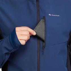 Softshelljacke Trek 900 WindWarm Herren blau