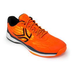 Padelschuhe PS990 Sportschuhe Herren orange