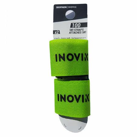 150 Straps Cross-Country Ski Ties