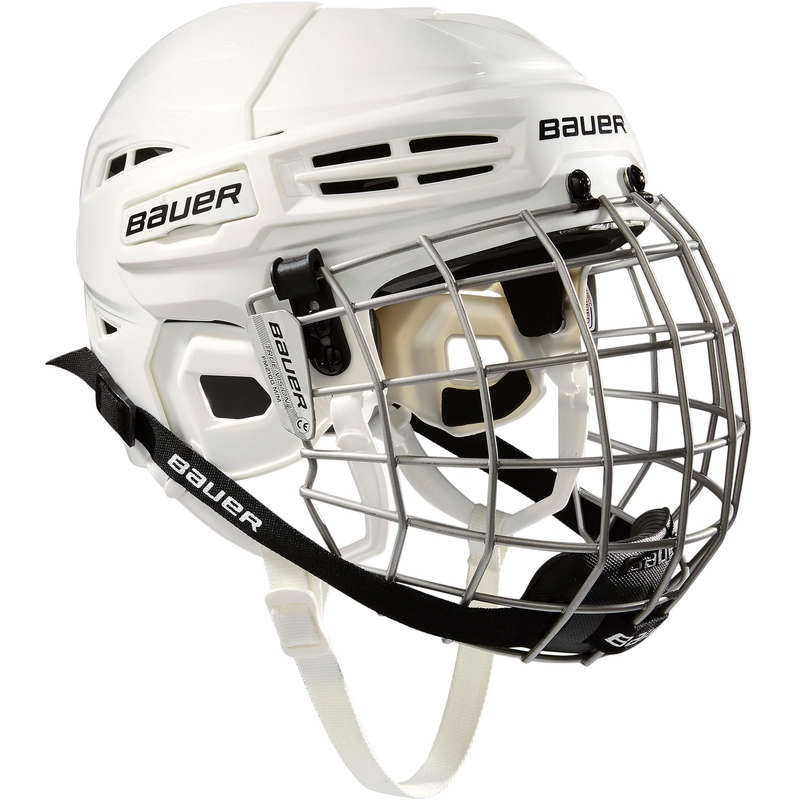 ICE HOCKEY EQUIPMENT CLUB SENIOR Roller Hockey - IMS 5.0 Helmet BAUER - Roller Hockey