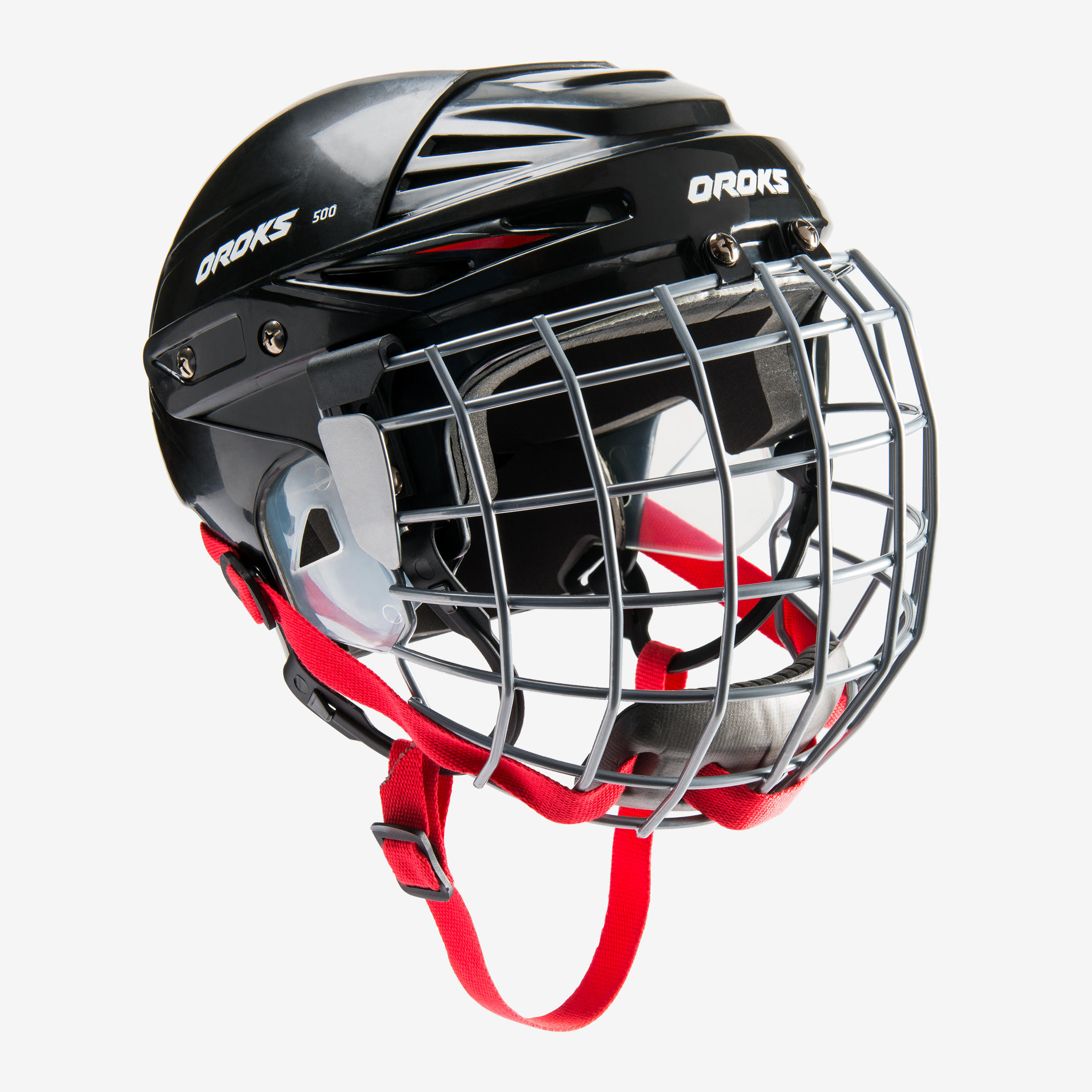 HH 500 JR Hockey Helmet - Black
