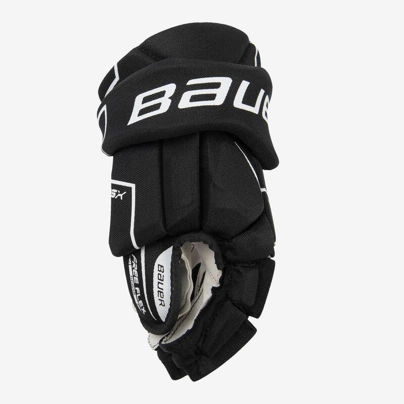 HOCKEYUTRUSTNING Lagsport - Handske BAUER  NSX S18 JR BAUER - Ishockey