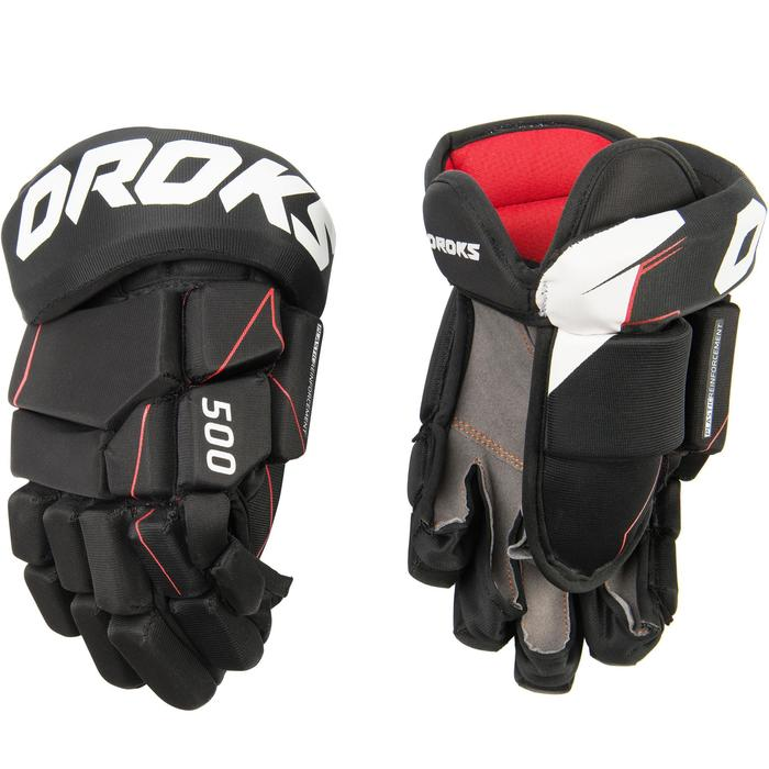 GUANTES DE HOCKEY HG 500 JR