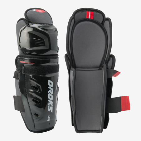 IH 500 JR Hockey Shin Guards