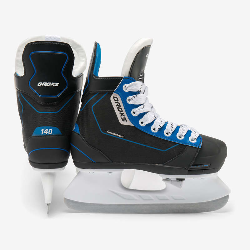 FREE HOCKEY ICE SKATES Ice hockey - IH 140 Kids' Hockey Skates OROKS - Ice hockey