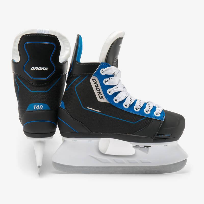 BRUSLE NA LEDNÍ HOKEJ Lední hokej - BRUSLE NA LEDNÍ HOKEJ 140 JR OROKS - Lední hokej
