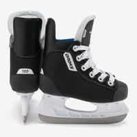 PATIN DE HOCKEY IH 100 JR