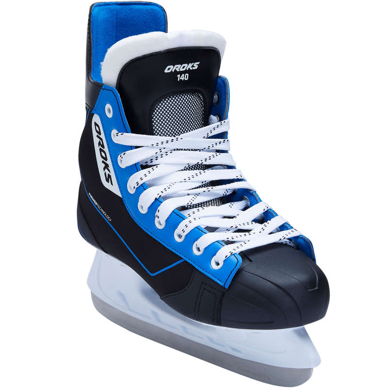 FREE HOCKEY ICE SKATES Ice hockey - IH 140 SR Hockey Skates OROKS - Ice hockey