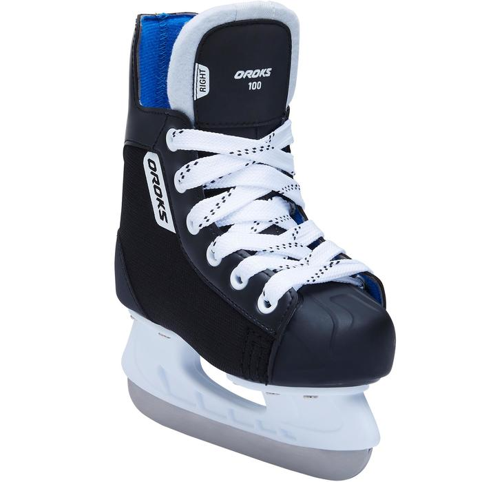PATINES DE HOCKEY IHS100 JR
