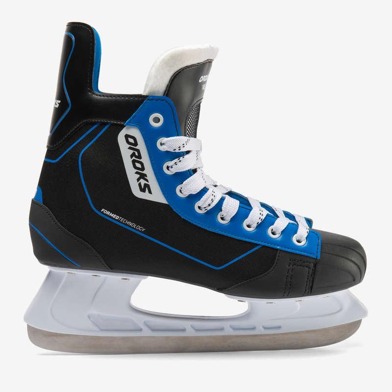 FREE HOCKEY ICE SKATES Ice hockey - IH 140 SR Hockey Skates OROKS - Ice hockey