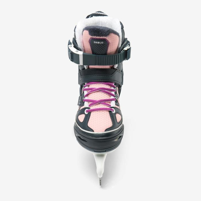 Schaatsen FIT500 blauw roze