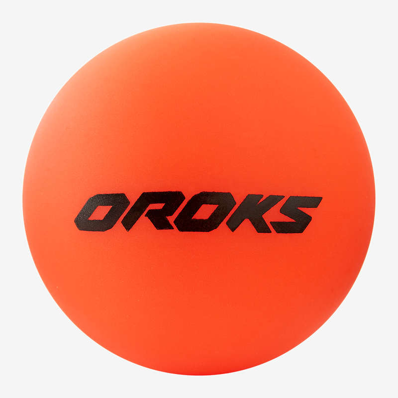 FREE HOCKEY ACCESSORIES Lagsport - Boll streethockey ZERO REBOUND OXELO - Lagsport
