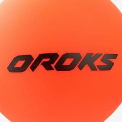 Hockey-Ball Zero Rebound